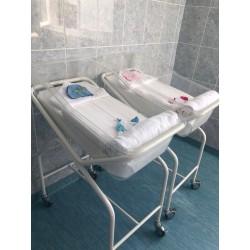 Dečijii krevet za novorođenčad WM23